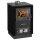 Festbrennstoffherd Justus Rustico 50 2.0 Schwarz