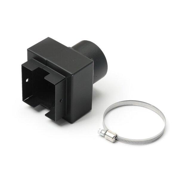 Anschluss Gebläse/Rohr Ø 60mm für MCZ Pelletofen Comfort Air