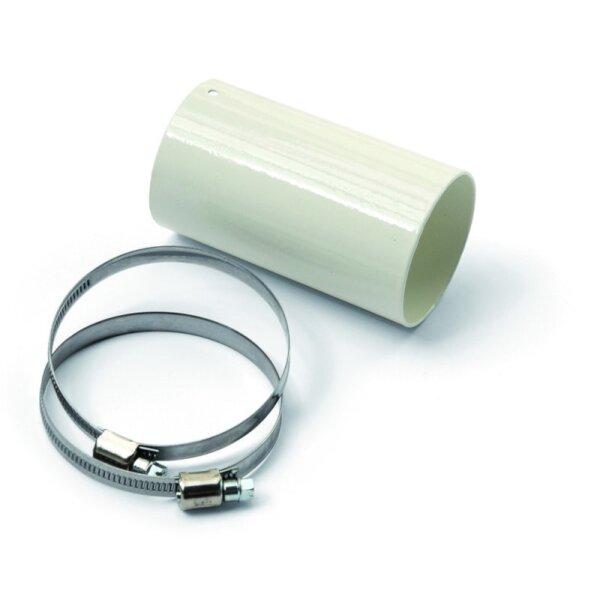 Gerader Anschluss Ø 60 mm für MCZ Pelletofen Comfort Air