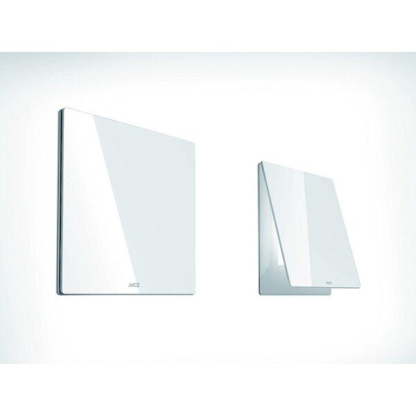 Auslass  GHOST Weißes Glas für MCZ Pelletofen Comfort Air