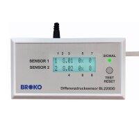 Broko BL220DD(SG), Funk-Differenzdrucksensor,...