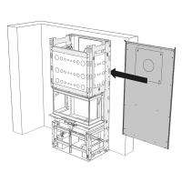 Schutzwand zu Contura Serie i41