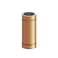 Längenelement 1/2 m der PROFI Kupfer