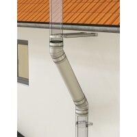 Versatz-Bogen-Set 30° für der PROFI, Versatz 600 mm