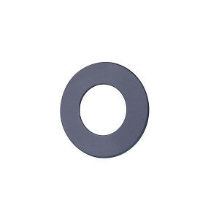 Wandrosette 90 mm für Ofenrohr 150 mm, gussgrau