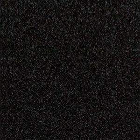Stahlbodenplatte Pulverbeschichtet schwarz